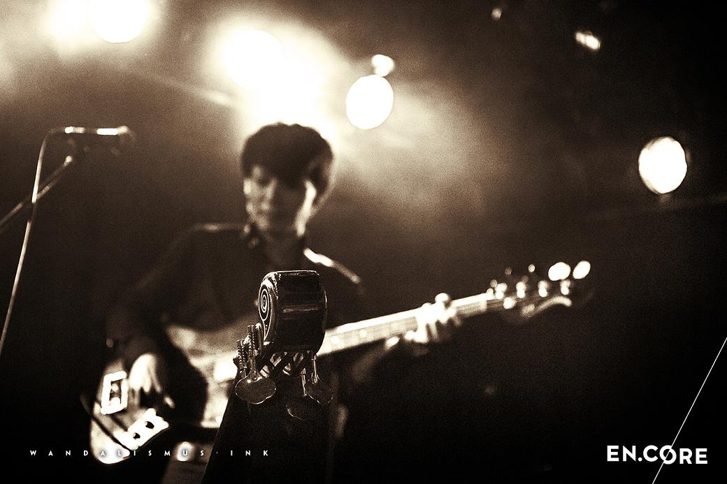 YELLOW STUDS [ALARM] RELEASE ONEMAN TOUR FINAL 2014/11/01 Tokyo © WANDALISMUS.INK