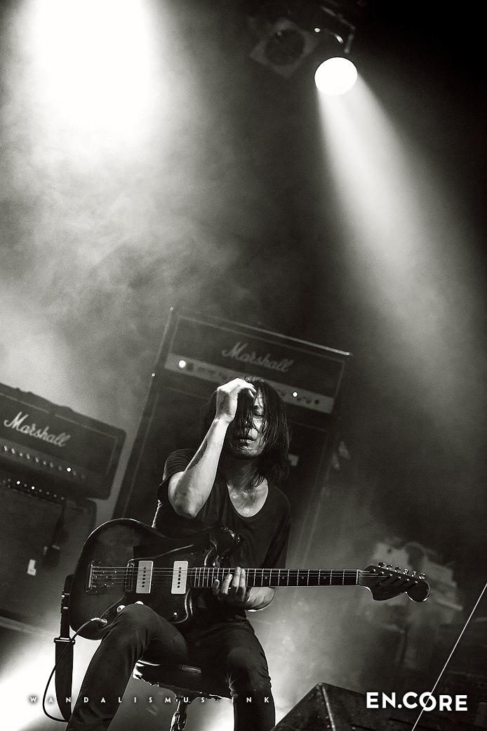 MONO at PELAGIC RECORDS LABEL NIGHT 2014/12/13 Berlin © WANDALISMUS.INK