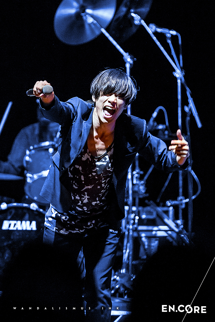 [Alexandros] JAPAN NIGHT 2015.07.11 London © WANDALISMUS.INK