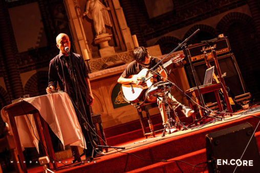 Chikara & Takushi Doukoku Sekai –continue– Tour 2015/08/30 Berlin © Wanda Proft, WANDALISMUS.INK