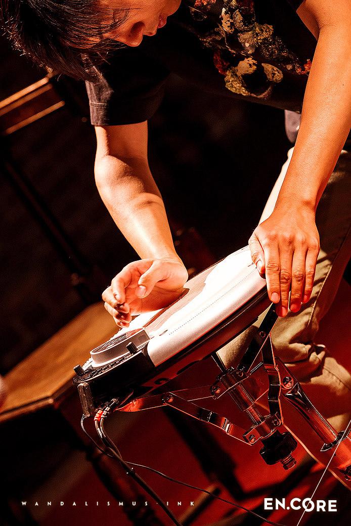 Chikara Doukoku Sekai –continue– Tour 2015/08/30 Berlin © Wanda Proft, WANDALISMUS.INK