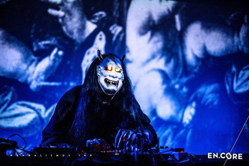 DJ DIE SOON Japaranoia presents: Yomi No Utage 2016/03/25 Berlin © WANDALISMUS.INK