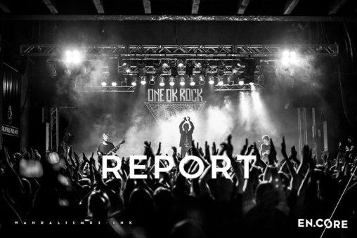ONE OK ROCK European Tour 2016 2016/06/08 Münster © WANDALISMUS.INK