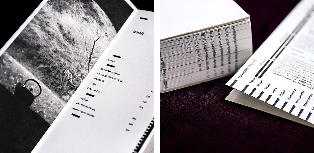 Japanische Muster und Motive Book Details © Wanda Proft, WANDALISMUS.INK