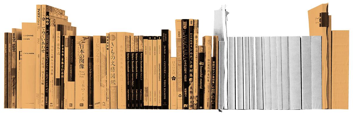 Japanische Muster und Motive Research Material © Wanda Proft, WANDALISMUS.INK